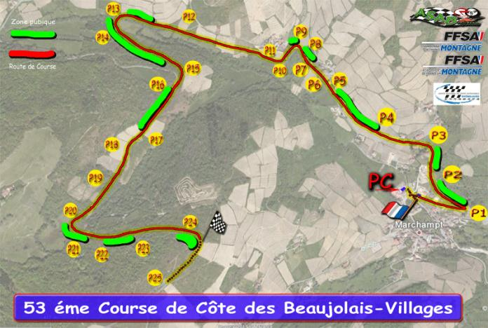 course de c u00d4te 2018 des beaujolais villages  u00e0 marchampt