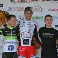 Podium du Grand Prix de Liergues 2014